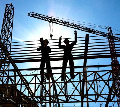 Economy's upturn can have downside for construction industry