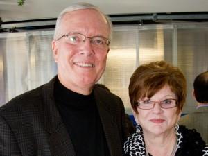 Gary and Diane Tooker