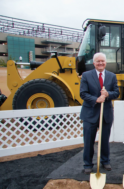 Gibson appointed to Board on Infrastructure and the Constructed Environment