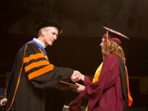 Teagan Adamson master's degree