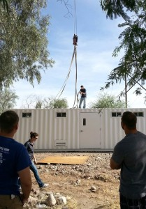 G3Box is a more than for profit company that sells shipping containers converted into medical clinics to customers seeking a a durable, semi-mobile, and stand-alone facility that is ideal for remote environments.
