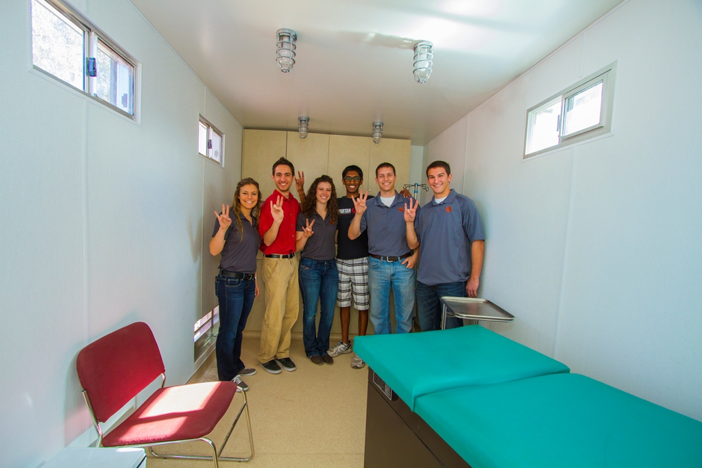 Fulton Engineers raising funds to send medical clinic to Kenya