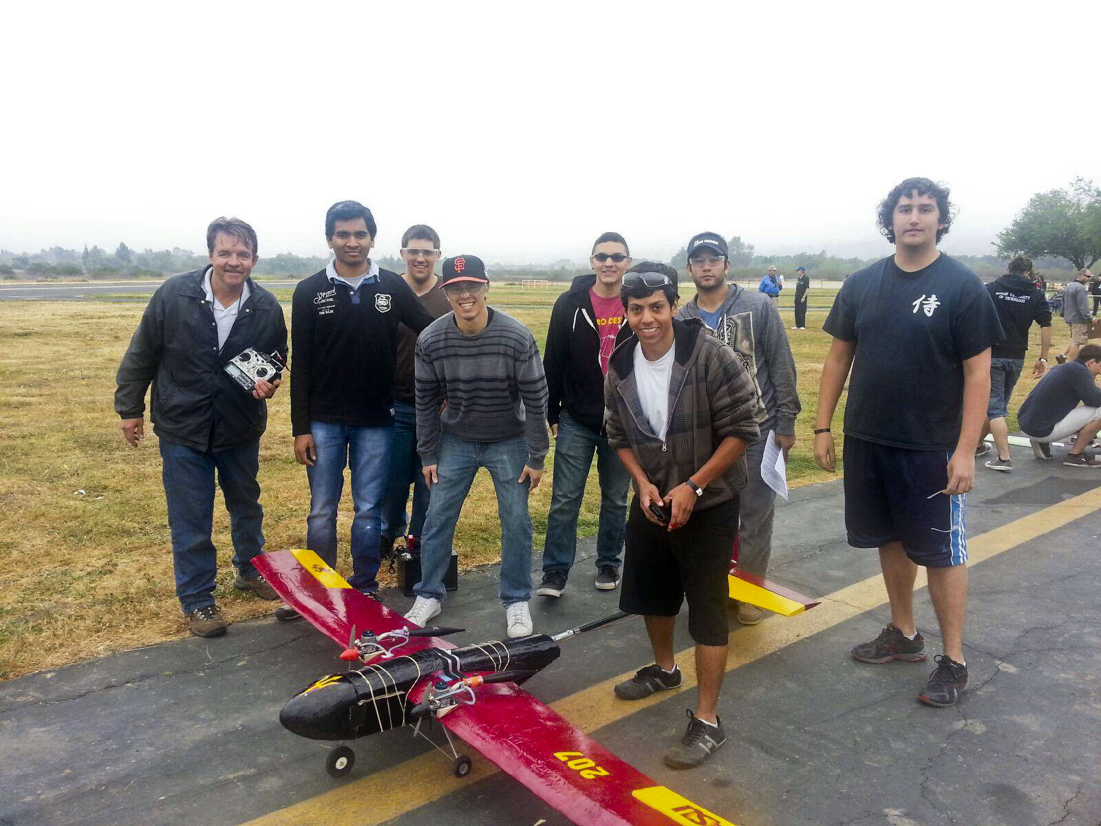 Hard work pays off in unexpected ways for the SAE@ASU Aero team