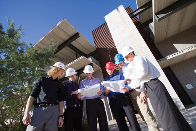 ASU teams win big at the ASC Reno Competition