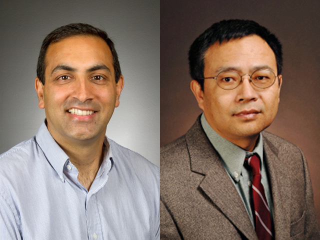 Engineering professors' research will aim to strengthen national defense systems