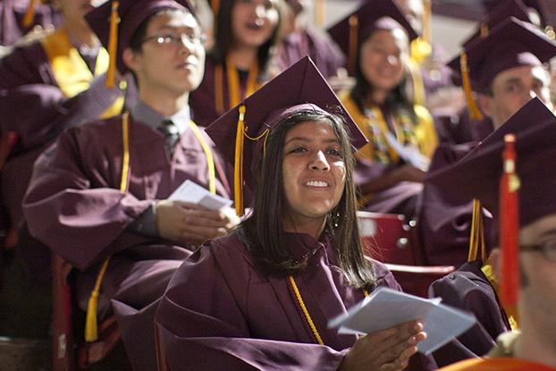 First Grand Challenge Scholars program graduate