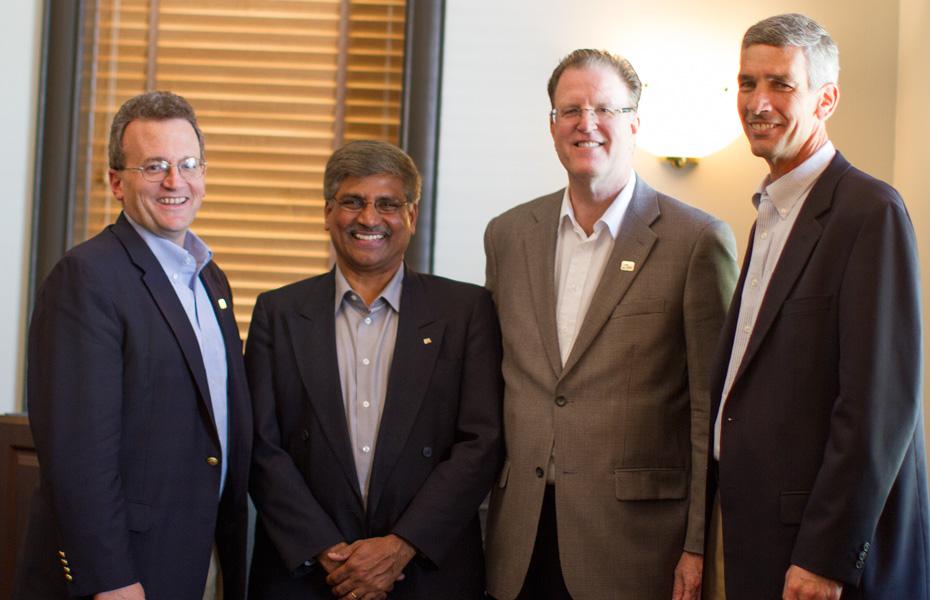 ASU, Aerojet Rocketdyne embark on endeavors to 'redefine corporate-university collaboration'