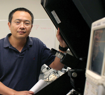 Tao wins prestigious award for innovations in microscopy