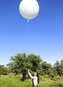 Vivoni student balloon