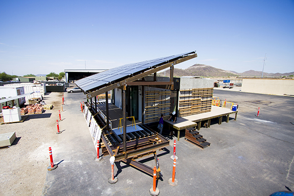 ASU-UNM team ready for prestigious Solar Decathlon competition