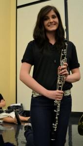 alexis mitchell oboe