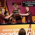 The Ira A. Fulton Schools of Engineering defends its ASU Academic Bowl championship title