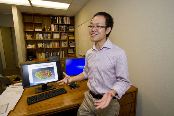 Tang's accomplishments lauded by Carnegie Mellon