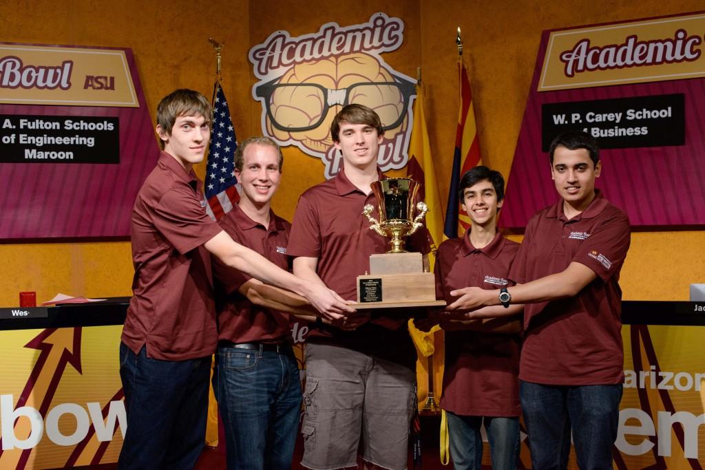 academic bowl winners 2013
