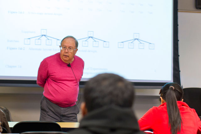 Montgomery honored for achieving elite stature in his field of engineering