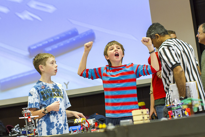 Arizona FIRST LEGO League 2013 State Championship Award Winners