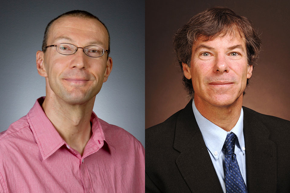 Achievements earn Newman, Reisslein IEEE Fellow status