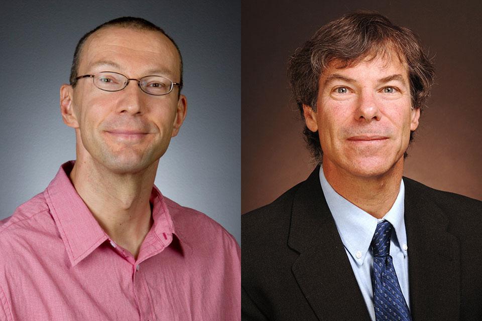 Achievements earn Newman, Reisslein IEEE Fellow status