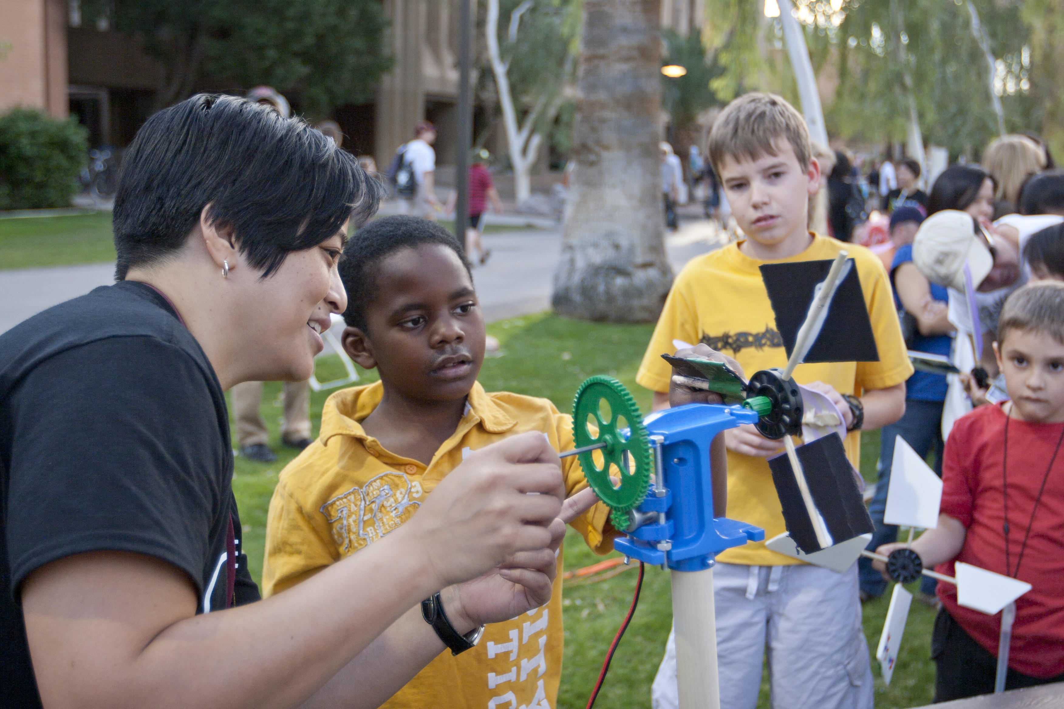 ASU's Night of the Open Door festival expands to 4 campuses