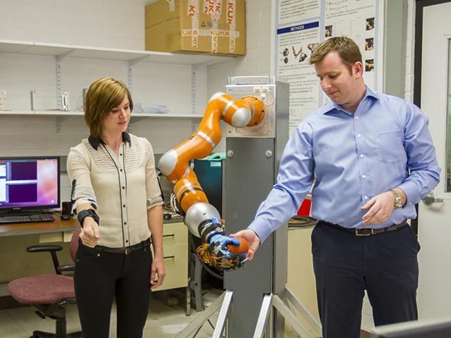 Artemiadis robotics