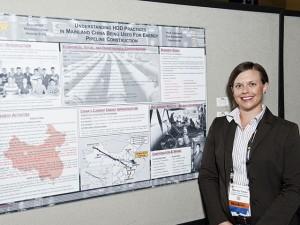Maureen Cassin research poster