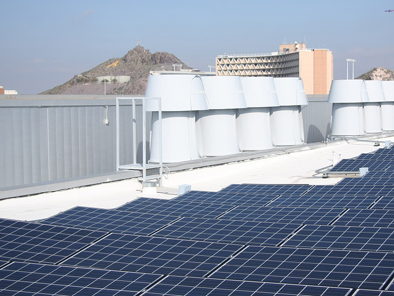 New ASU engineering program designed to broaden solar energy expertise