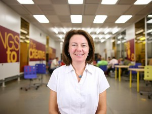 Ann McKenna, director of the Polytechnic School, one of the Ira A. Fulton Schools of Engineering at Arizona State University.