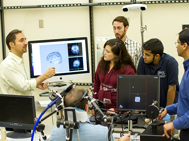 Internship provided valuable biomedical engineering research experience