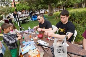 ASU student satellite group keeping busy with competitions, projects