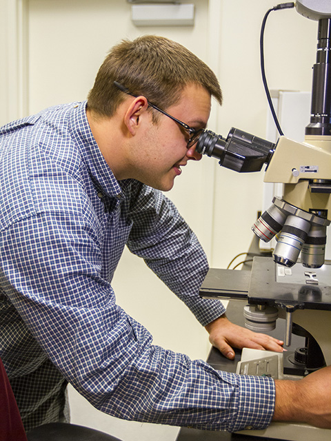 NSF fellowship will boost engineering student's materials research