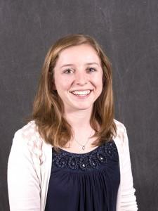 ASU industrial engineering student Sophie Bucknell.