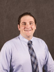 ASU electrical engineering student Jesse Klein.