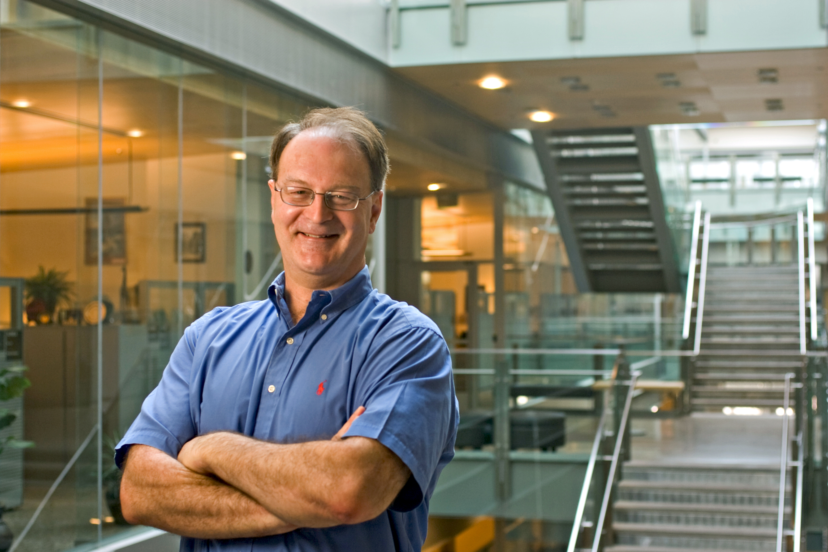 Rittmann receives inaugural international award for promoting interdisciplinary research