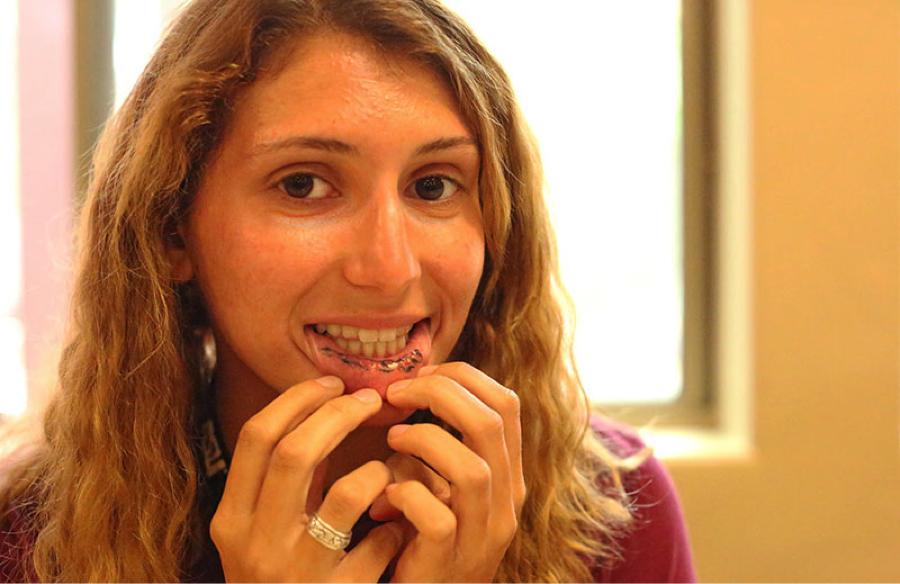 Faces of Fulton: Zoe Greco
