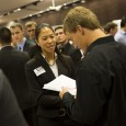 Nearly 3,200 students participated in the Fall 2014 Fulton Schools Career Fair.