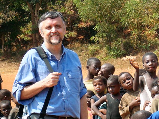Leadership of GlobalResolve earns engineering professor humanitarian award