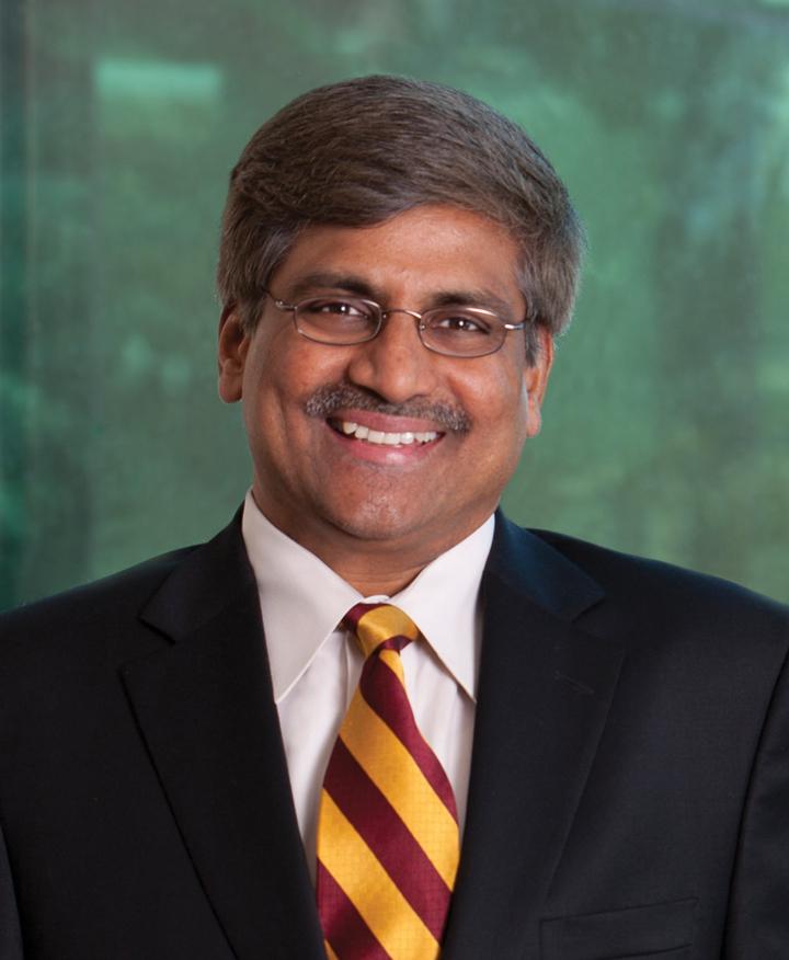 Panchanathan named senior vice president for Knowledge Enterprise Development