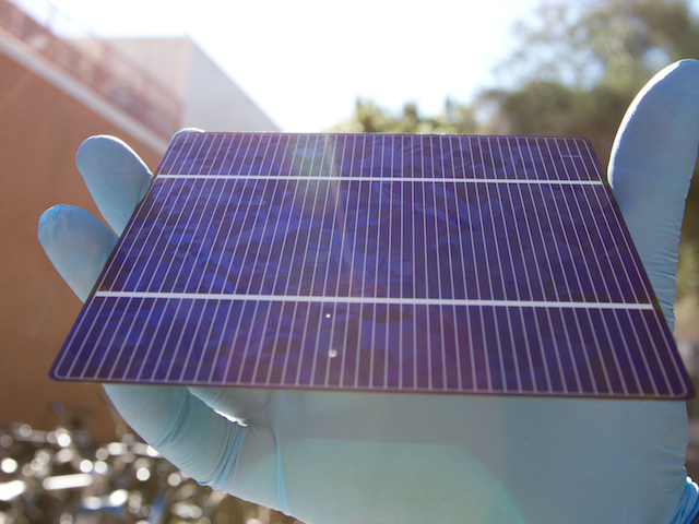 Collaborations with industry aim to boost solar energy technology
