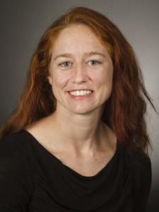 Assistant professor Erin Walker.