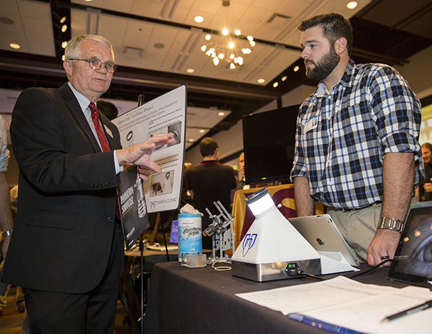Innovation Showcase celebrates student innovation