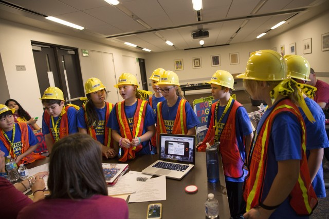 Arizona FIRST LEGO League tournament unleashes youngsters' creative drive