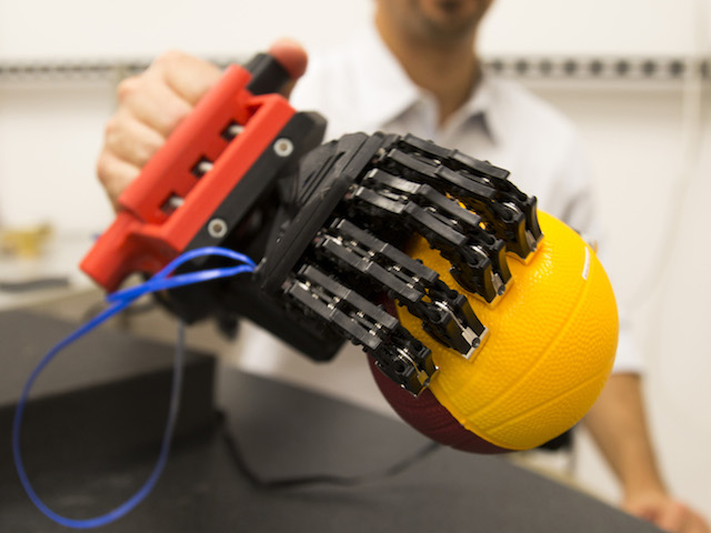 Workshop helps to spark pursuit of rehabilitation robotics progress