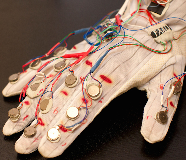 ASU student develops sensing technology for visually, hearing impaired