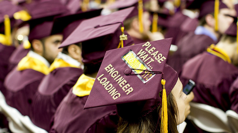 Spring 2015 Outstanding ASU Undergraduate Engineering Students