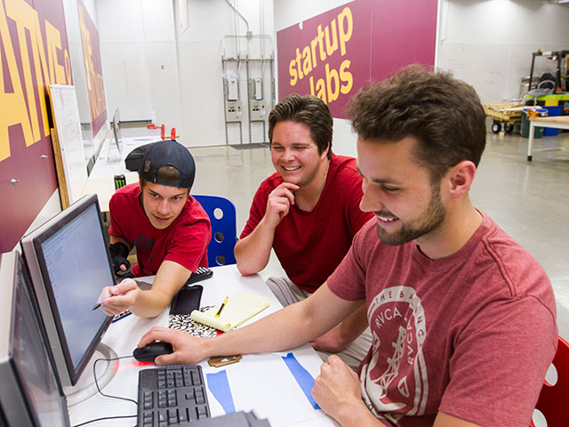 ASU's Polytechnic School leading engineering education revolution