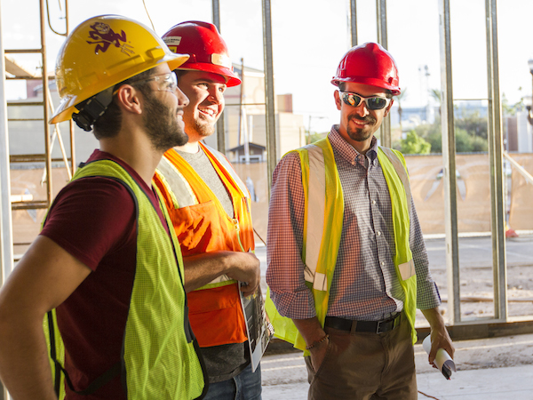 Revealing rewards of collaborative approach to construction projects