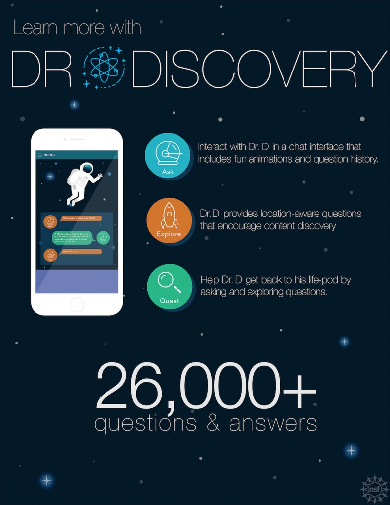 Dr. Discovery poster