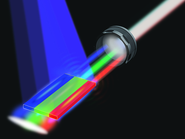 ASU engineers demonstrate the world's first white lasers