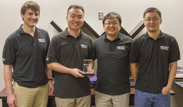 Team FLOWGUARD wins third place in national Innovation Challenge