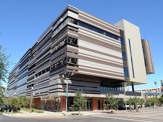 College Avenue Commons awarded Gold 'green building' certification